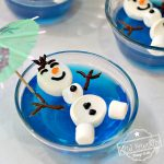 frozen themed birthday party idea