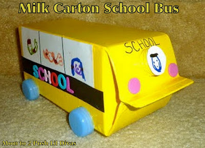 Wow! These are super cute back to school ideas, and crafts!
