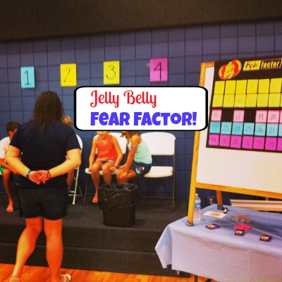 Jelly Belly Fear Factor Party Game Kid Friendly Things
