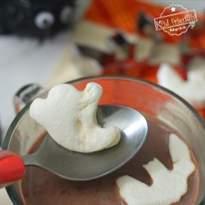 easy Halloween marshmallows