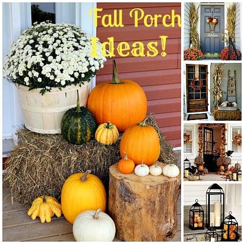 DIY Fall Porch Ideas – Kid Friendly Things To Do .com