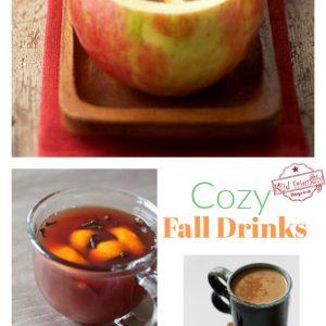 Cozy Fall Drinks