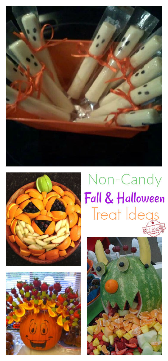 Halloween Non-Candy Party Treats – Kid Friendly Things To Do
