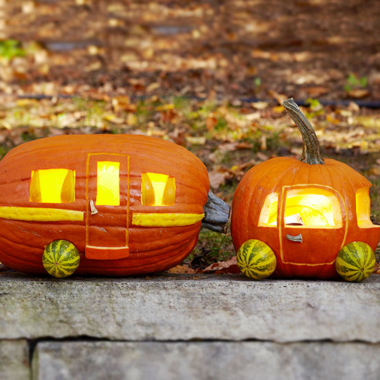 Cute Ideas For Decorating Pumpkins!