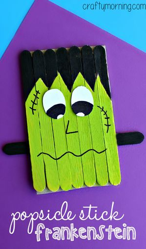 Adorably Spooky Halloween Crafts