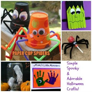 Halloween Craft Roundup – Kid Friendly Things To Do .com
