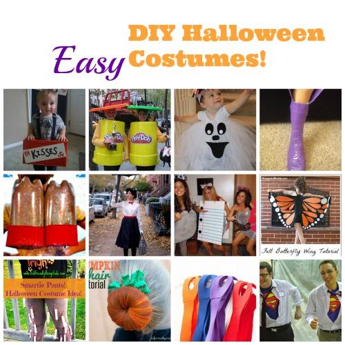 DIY Kid's Halloween Costume – Kid Friendly Things To Do