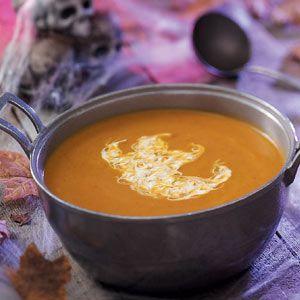 Halloween soup idea