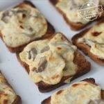 party rye bread appetizers