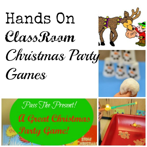 Sunday School Christmas Party Games: Christmas Party Games For The Holiday