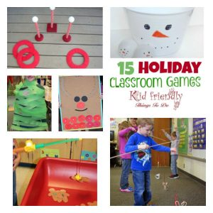 Christmas Games for kids to play