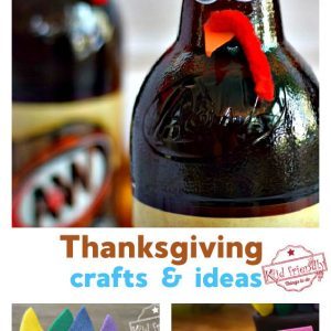 Thanksgiving crafts and ideas for kids