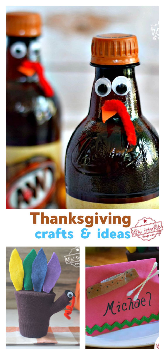 Thanksgiving Ideas For Kids – Kid Friendly Things To Do