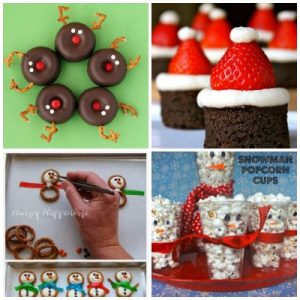 Fun Snacks For Christmas and Holiday Parties – Kid Friendly Things To Do .com