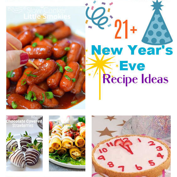 Last Minute New Year's Eve Recipe Ideas – Kid Friendly Things To Do
