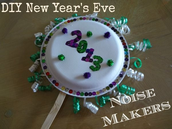 New Years Eve With Kid Round Up - Kid Friendly Things To ...
