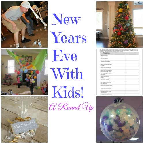 New Years Eve With Kids | Kid Friendly Things To Do