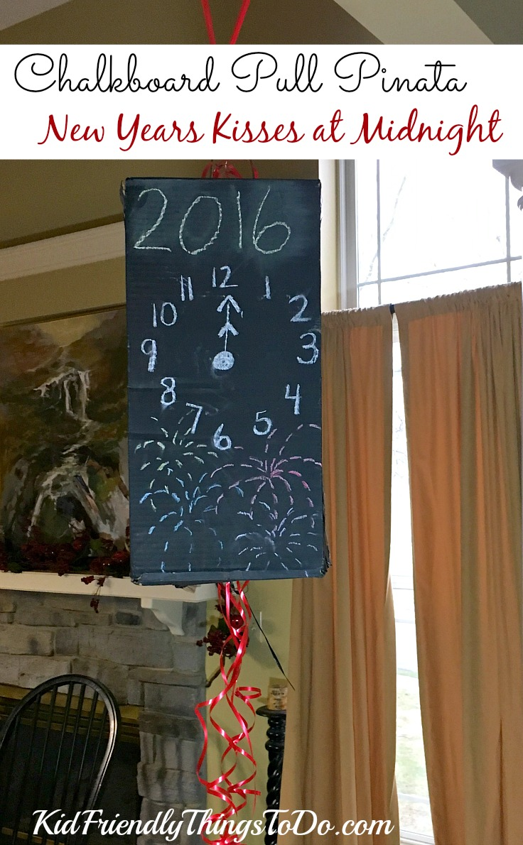 A Fun Countdown To the New Year Pinata – Kid Friendly Things To Do .com