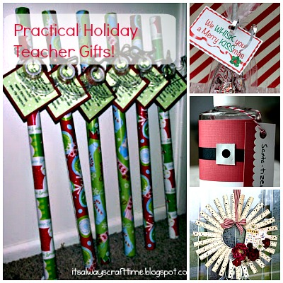 Practical Teacher Gifts for Christmas that They'll Love!  – Kid Friendly Things To Do
