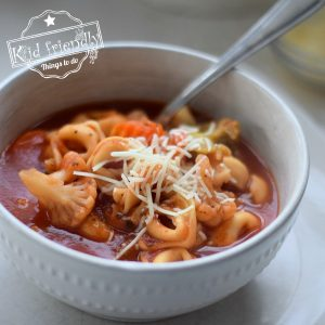 Healthy Tortellini Soup Recipe