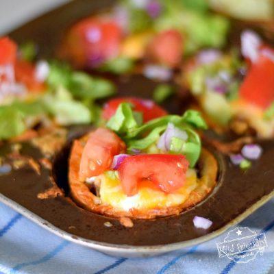 Muffin Tin Taco Recipe