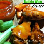 Buffalo Wing Sauce Recipe. It's so easy to make!