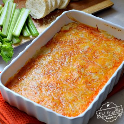 buffalo dip recipe