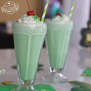 Shamrock Milkshake recipe