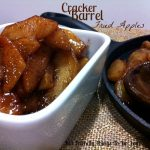 Love Cracker Barrel's Fried Apples! Comfort food at it's finest!