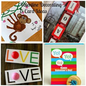 Valentine's Day Cards & Decorating Ideas