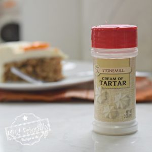 uses for cream of tartar in a recipe