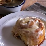 Best ever cinnamon rolls. Huge and delicious. You have to try this for Easter Sunday!