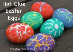 easter-eggs-glue
