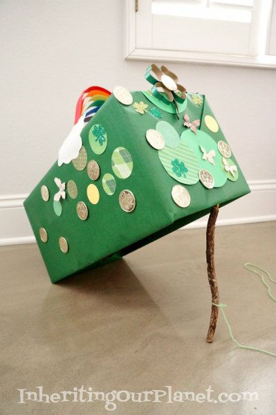 Over 11 Leprechaun Trap Ideas