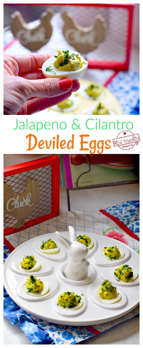Deviled eggs recipe for Easter