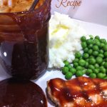 Basic Barbeque Sauce Recipe - One pot basic barbeque sauce. Delicious, and perfect every time!