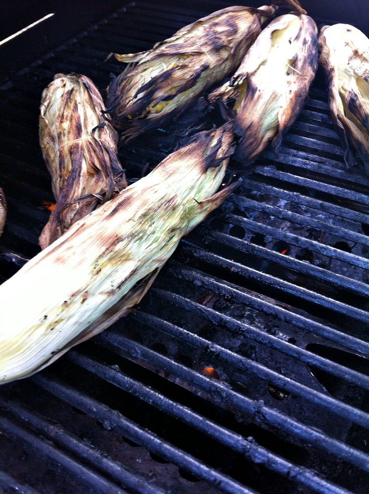 Spicy Grilled Street Corn - Perfect for Summer Grilling,  Camping, and Cinco De Mayo