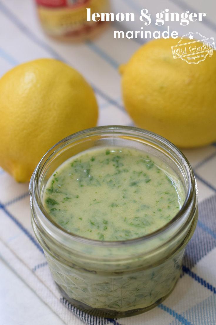 lemon marinade for chicken