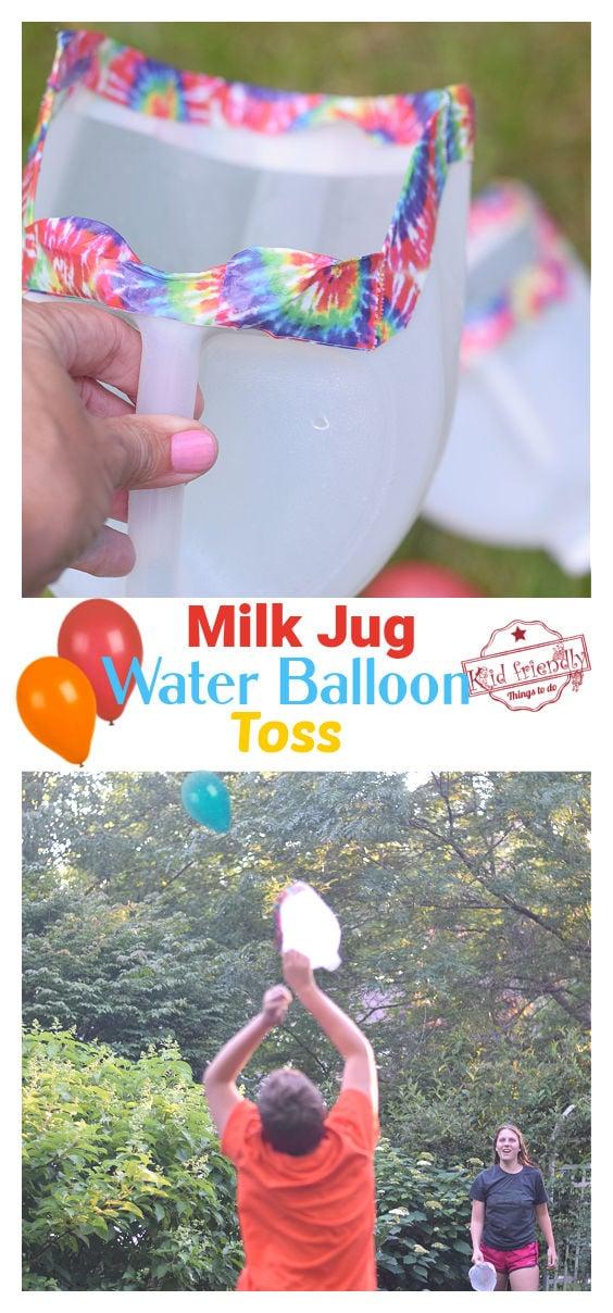 water balloon summer outdoor game