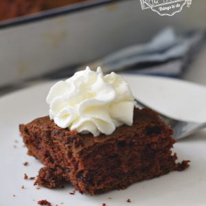 zucchini brownie recipe