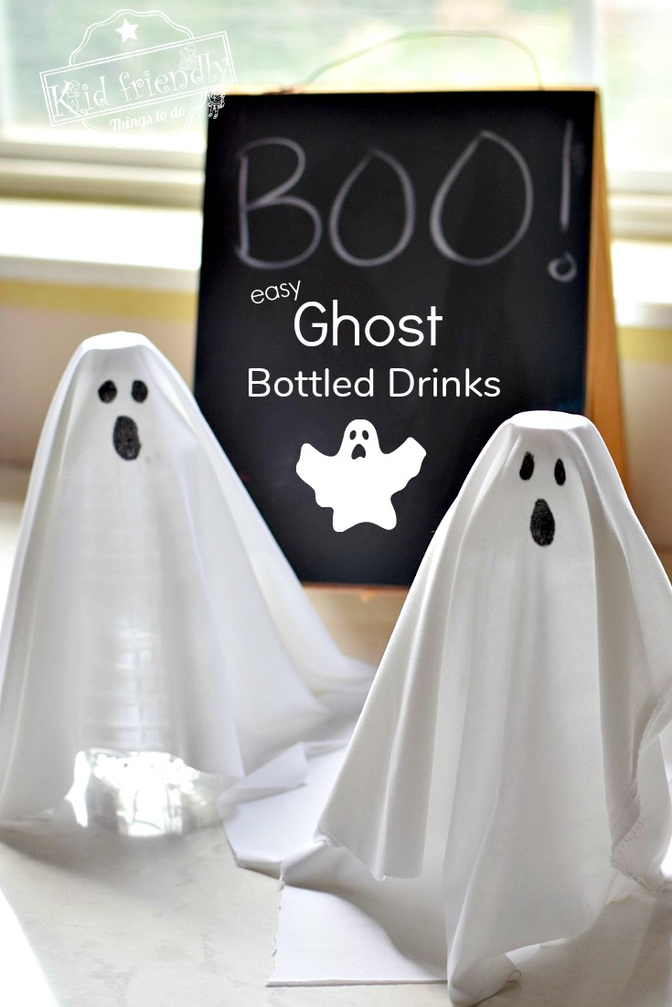 easy halloween drink idea for party