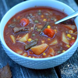The Best Crockpot Beef Stew Recipe an Old Recipe That's  Easy to Make