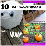 A Round Up of 10 Halloween Party Games