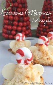 Christmas Coconut Macaroon Angels Recipe – A Fun Holiday Food