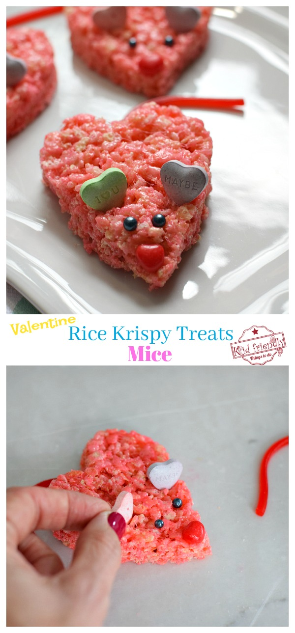 Valentine's Day snack for kids