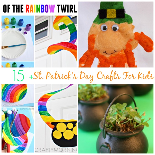 The Best St. Patrick's Day Crafts Ideas for Kids