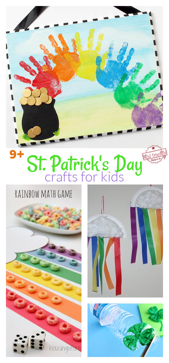 The best St. Patrick's Day Crafts