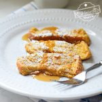 make ahead french toast sticks