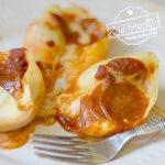 How to make Pizza Stuffed Shells