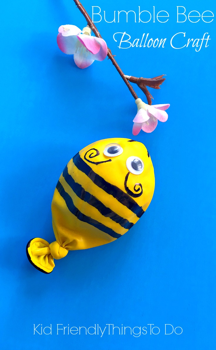bumble-bee-craft